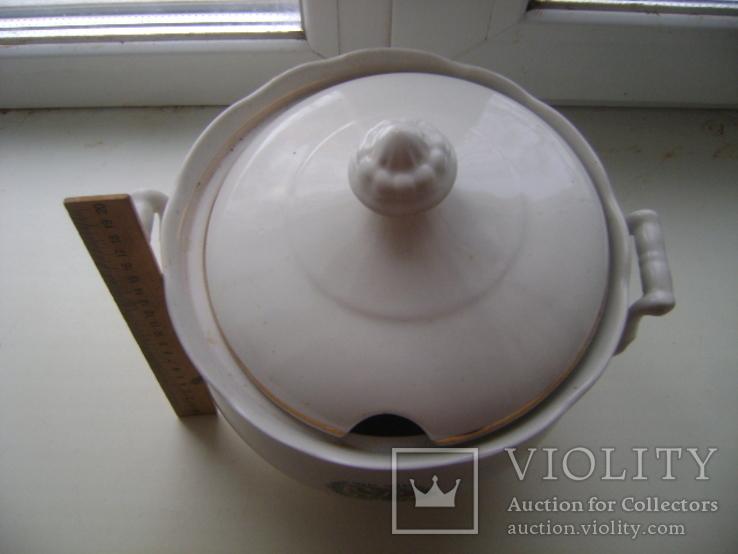 Супница для декора, фото №10