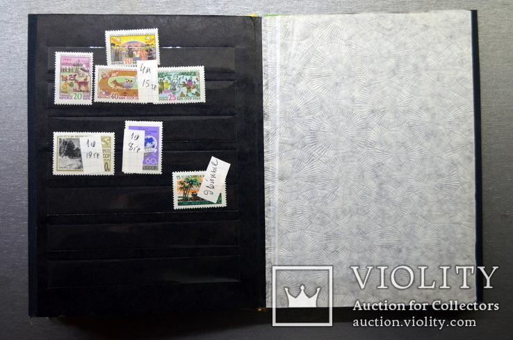 Полный набор почтовых марок СССР вып. 1960 года (MNH OG), 118 шт., в кляссере на 8 листов, фото №9