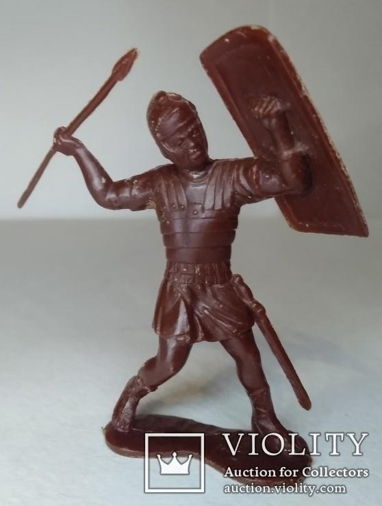 Три римских легионера ДЗИ ( коричневого цвета ), фото №4