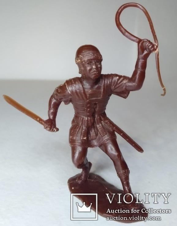 Три римских легионера ДЗИ ( коричневого цвета ), фото №5