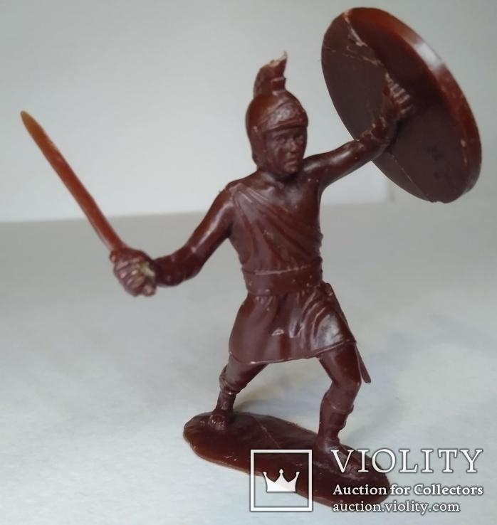 Три римских легионера ДЗИ ( коричневого цвета ), фото №6