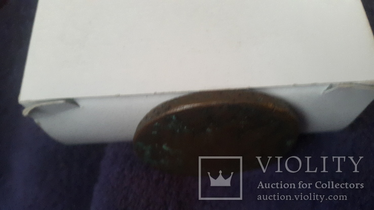 Монета 5 копеек 1782г сбуквами ЕМ, фото №4