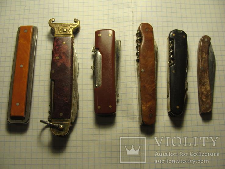 Складные ножики СССР