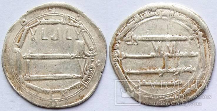 Дирхем 1 ар-Рашид 182 г.х