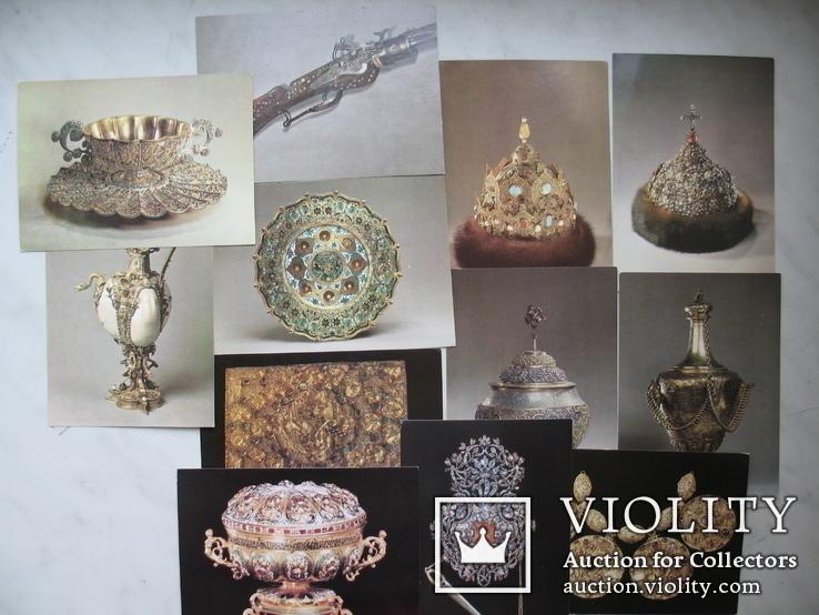 12 открыток 1982-1985 гг.