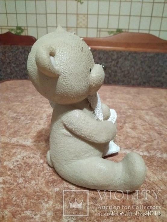 Скарбничка ведмедик, фото №4