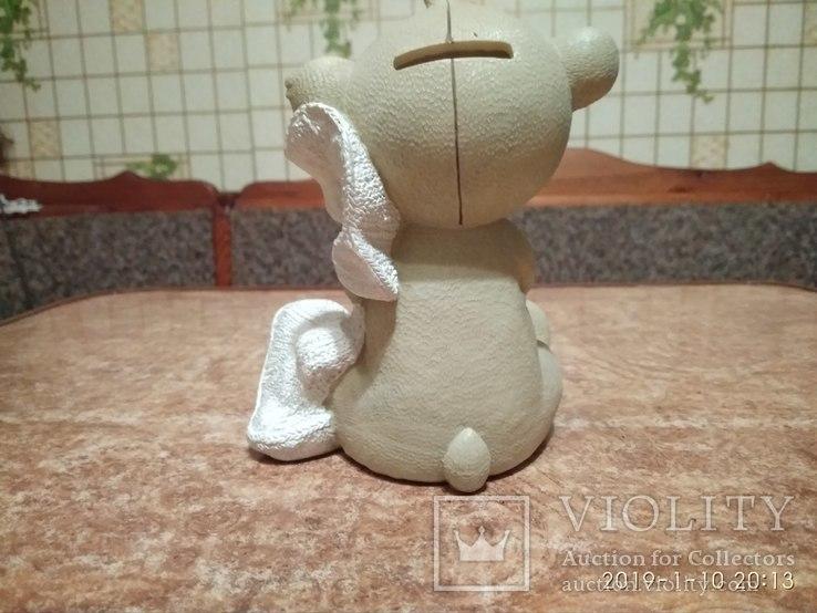 Скарбничка ведмедик, фото №5