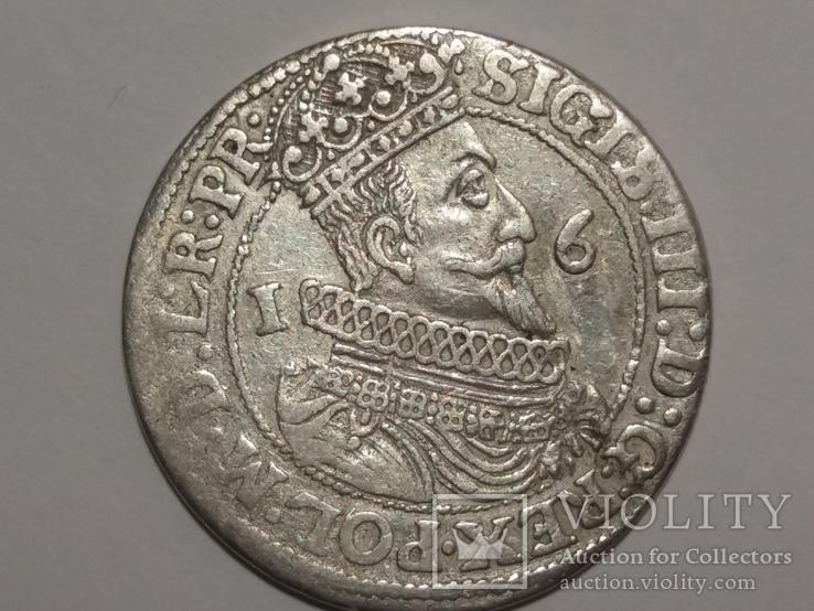 Орт 1623 год