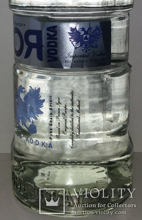 Водка Prince Igor Vodka, 0,7л, Испания, фото №3