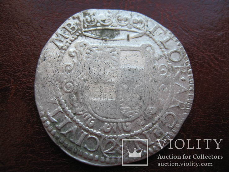 Флорин (28 штюверов) Эмбден Фердинанд II