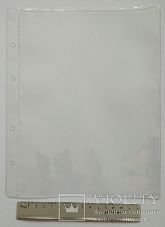 Лист для бон формат Optima на 1 бону