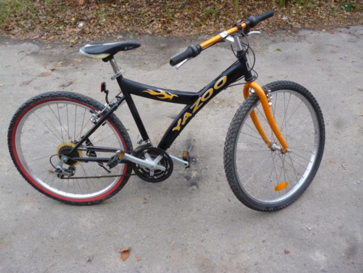 Велосипед YAZOO на 26 кол. з Німеччини