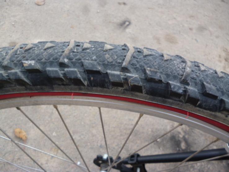 Велосипед YAZOO на 26 кол. з Німеччини, фото №7