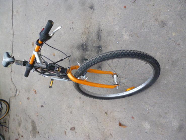 Велосипед YAZOO на 26 кол. з Німеччини, фото №9