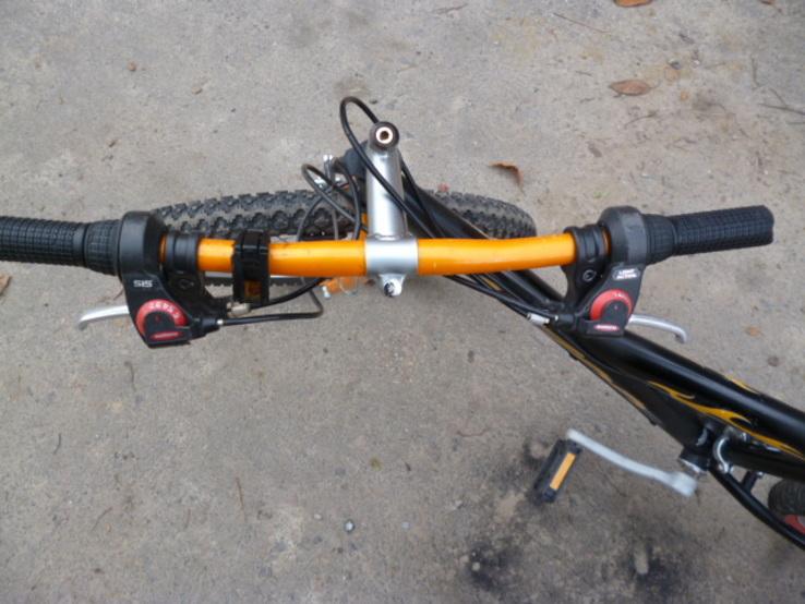 Велосипед YAZOO на 26 кол. з Німеччини, фото №10