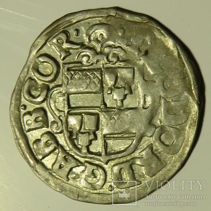 1/24 талера 1614 года,Дитриха IV, Корвей