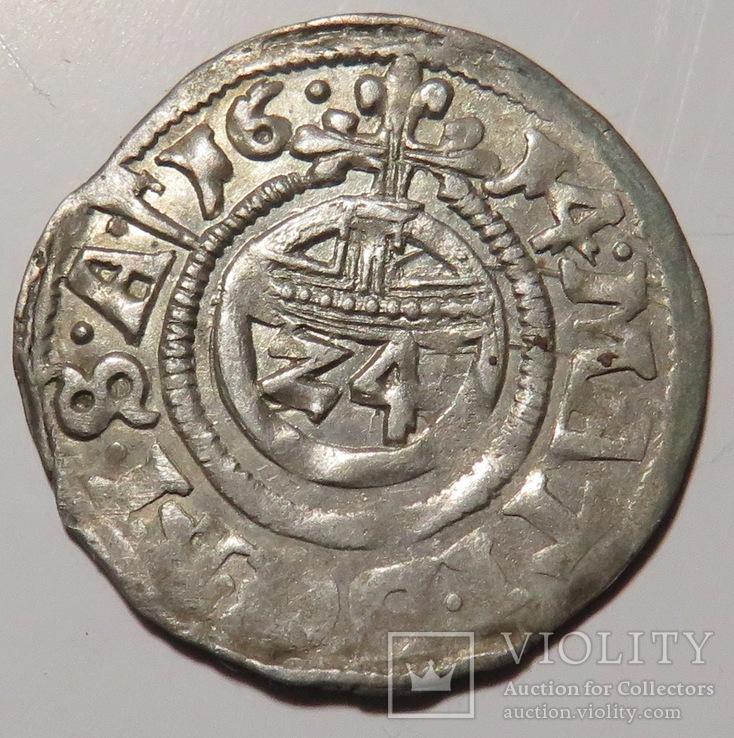 1/24 талера 1614 года,Дитриха IV, Корвей, фото №3
