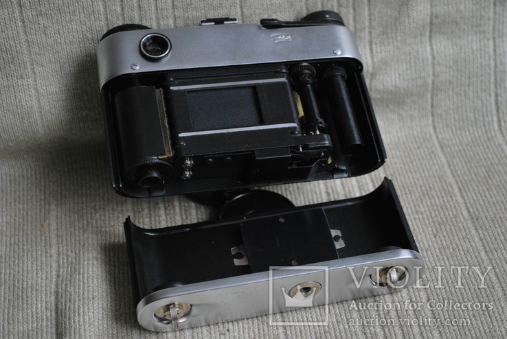 Фотоаппарат ФЭД-5 С, Юбилейный выпуск 70лет ФЭД упаковка, инструкция., фото №11