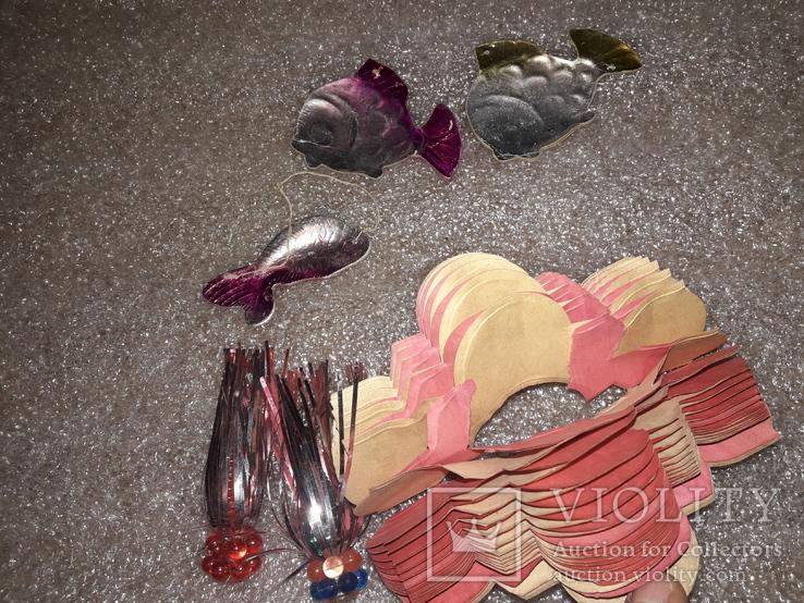 Елочный картонаж фонарик другое, фото №3