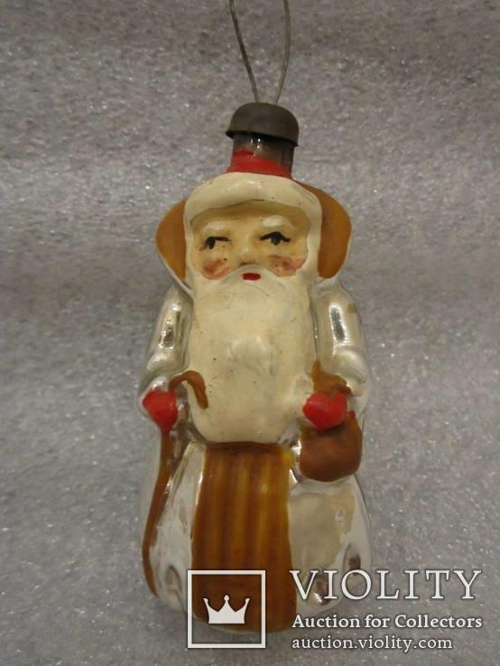 Дед Мороз  с сургучем, фото №3