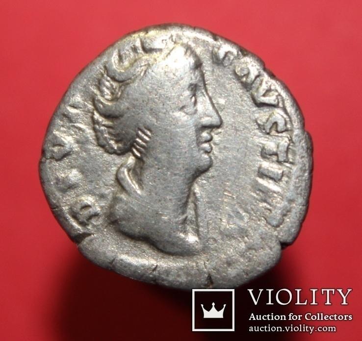 Faustina I (RIC III 370), фото №2