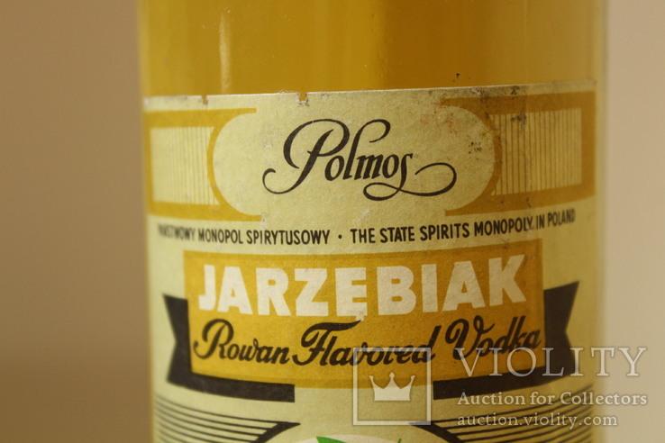 Польская водка Jarzebiak времен СССР, фото №4