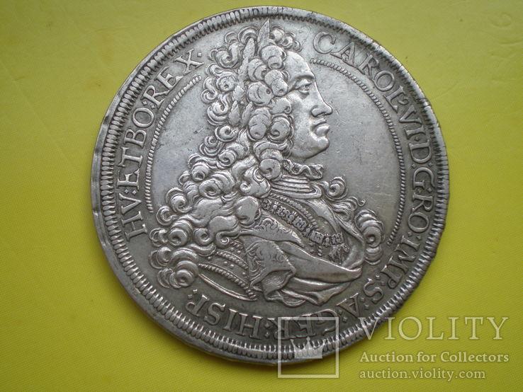 Талер 1713 г. Австрия.