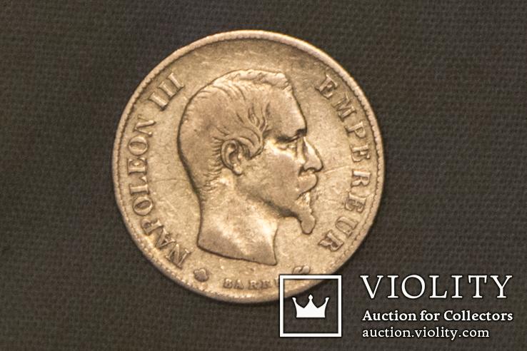 10 франков 1860 года