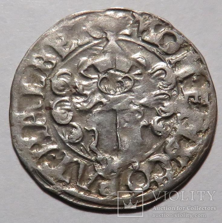 1/24 талера, 1616г., епископство Халберштадт.
