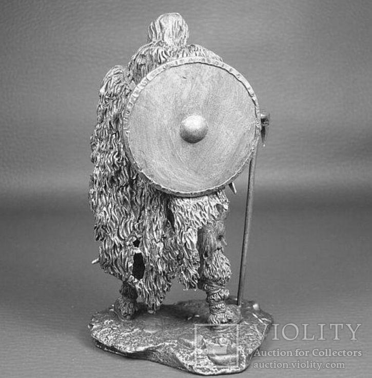 Викинги. Ярл , 9-10 век. 75мм, фото №4