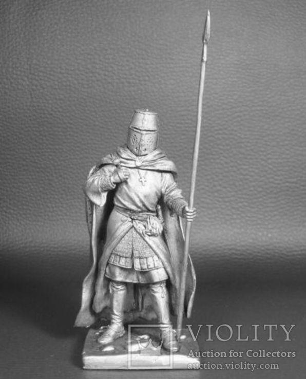 Рыцарь Ордена тамплиеров 1134 г. 75мм.