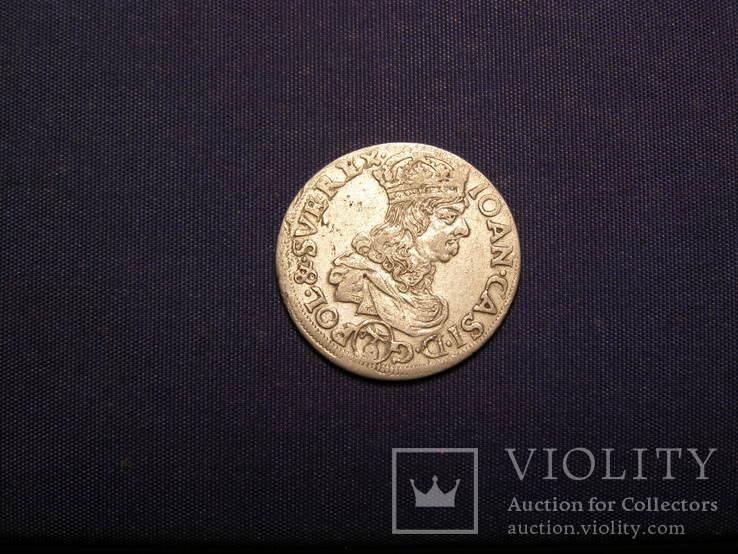 6 Грошів 1661 р ТLB