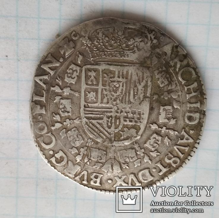 Талер. Патагон. 1646 год   Нидерланды. Фландрия.