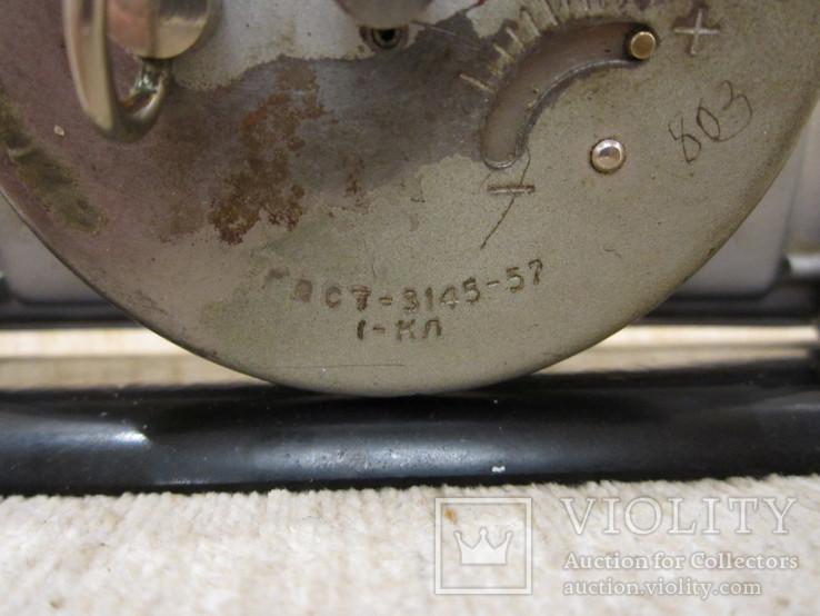 Часы будильник Слава 11 камней 1957 год, фото №10