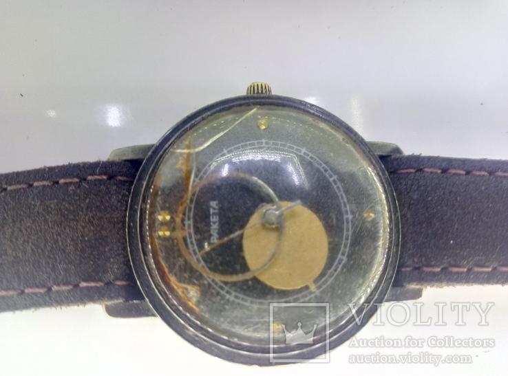 Часы ракета-Коперник на восстановление