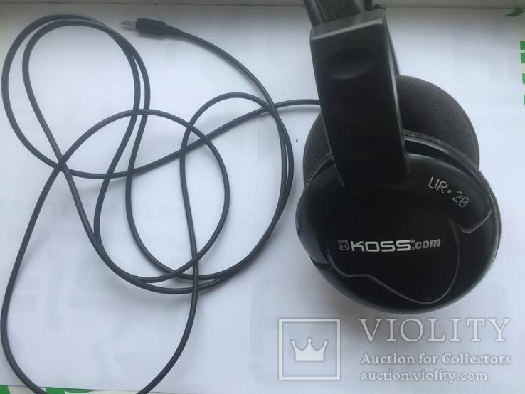 Наушники Koss UR-20