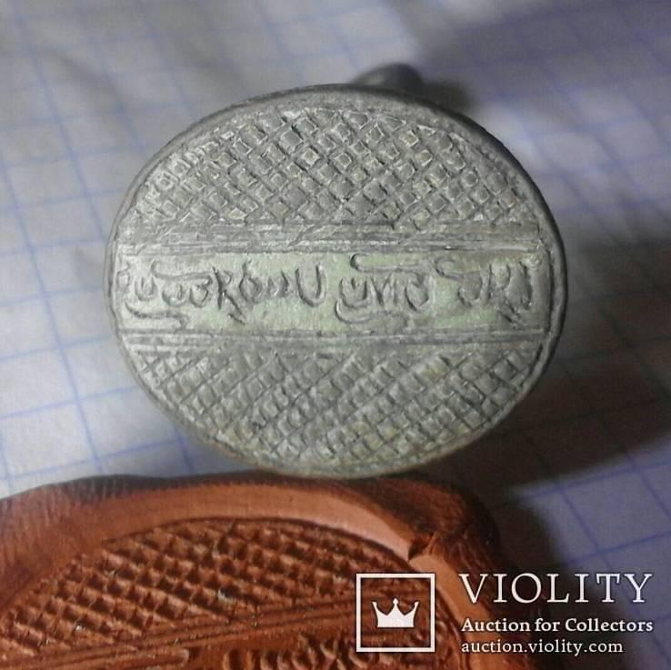 Печать єврейська