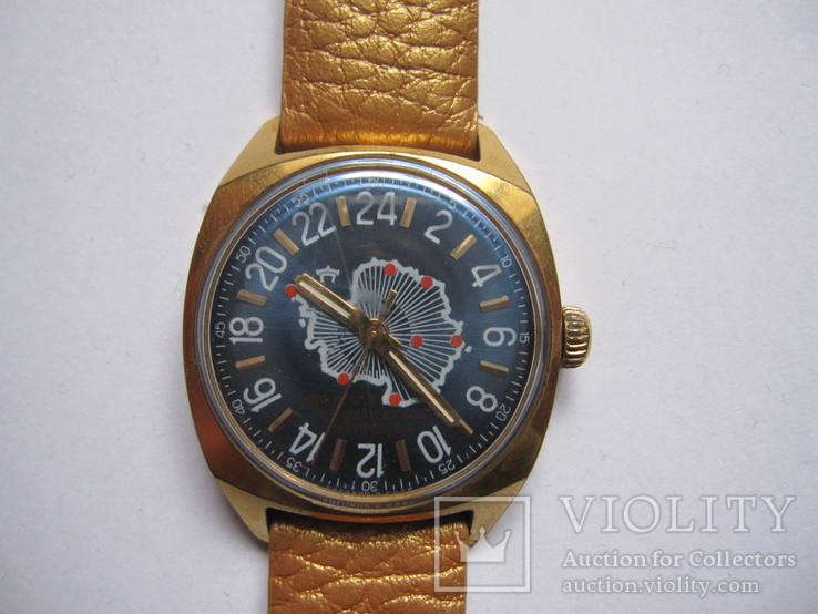 Часы Ракета 24 Советская Антарктическая Экспедиция