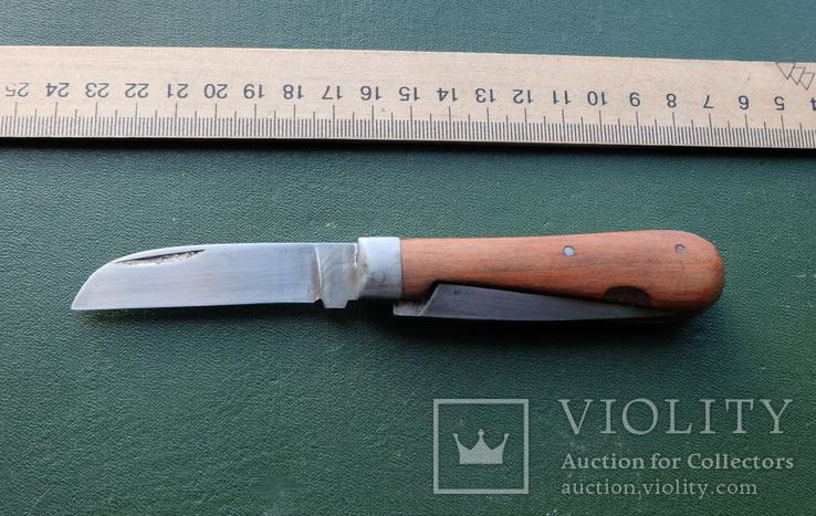 Нож моряка - Германия  + точило.