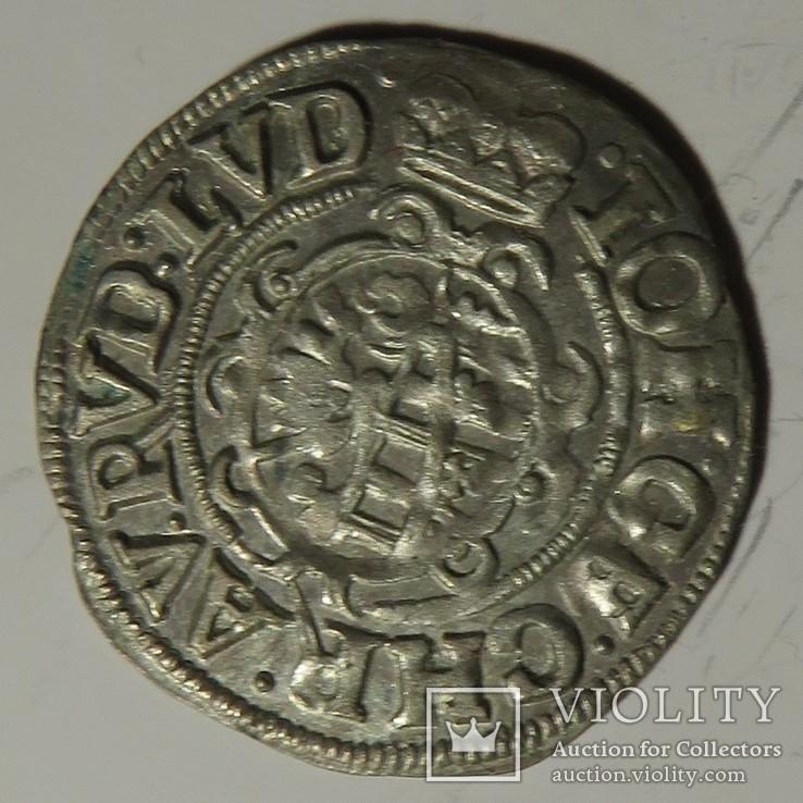 1/24 талера  1615  года, княжество  Анхальт,совместный чекан., фото №2
