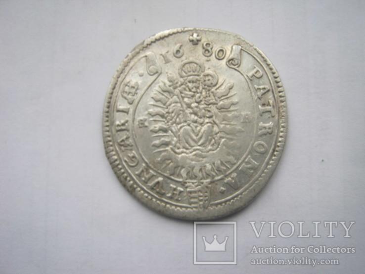 15 крейцерів 1680