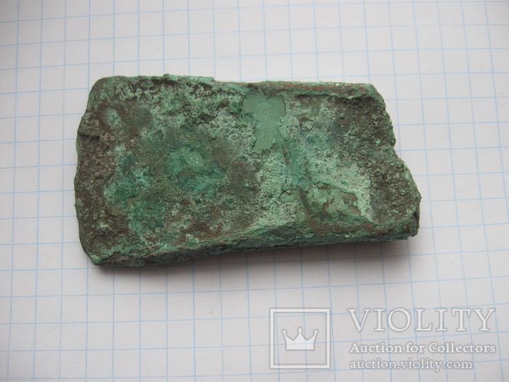 Тесло-топорик бронзовый век