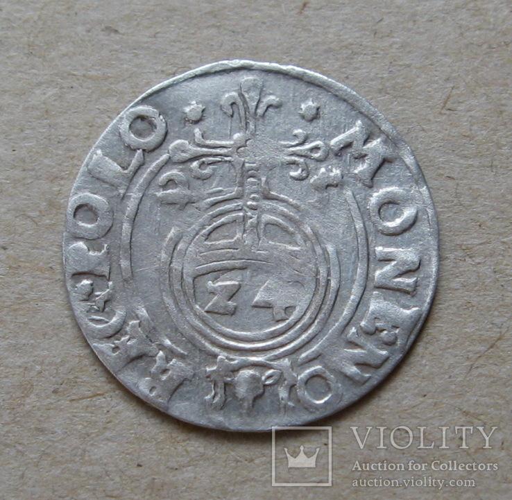 14. 1/24 талера 1625 года.