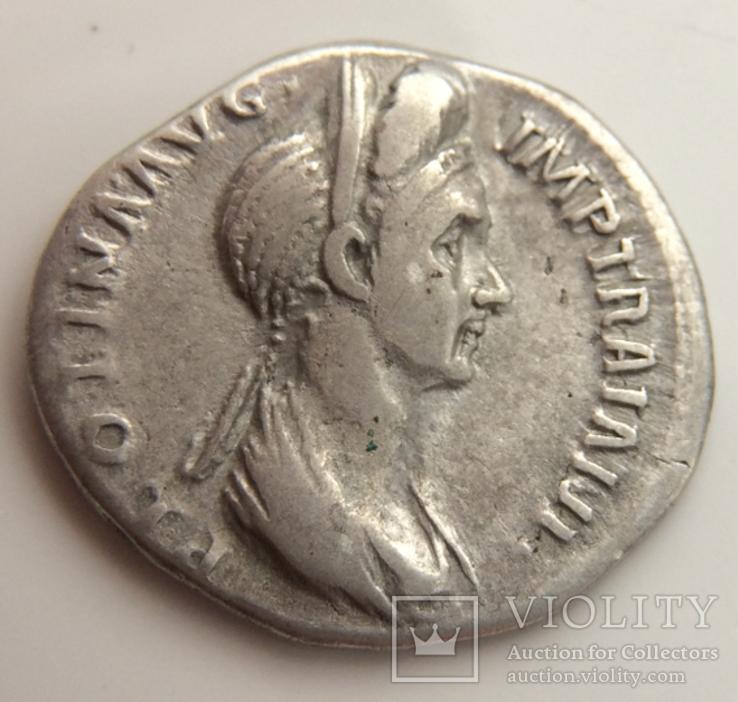 Помпея Плотина Августа( Марциана).Жена Траяна