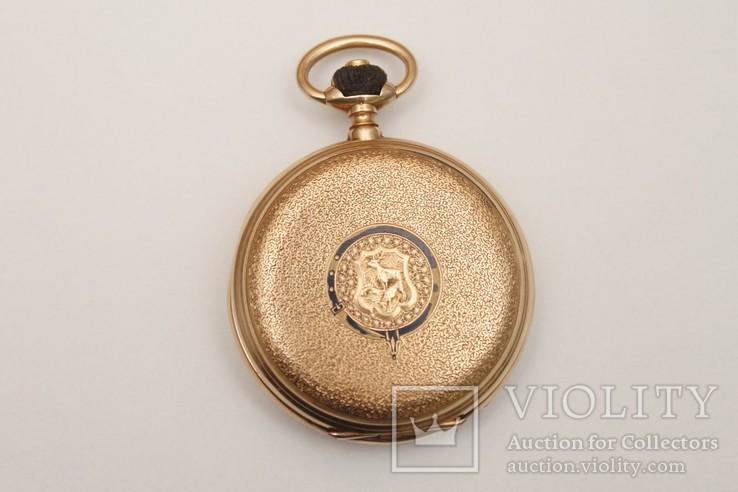 Золотые часы 56 пр. QTE MONARD