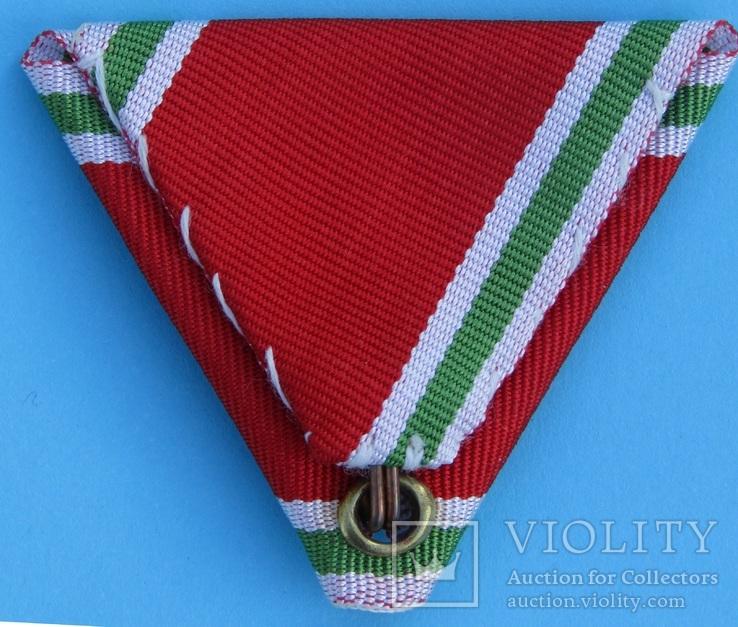Колодка к награде Болгарии. В память первой мировой войны 1914-1918 (137), фото №3