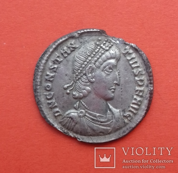Силиква- Римская монета.