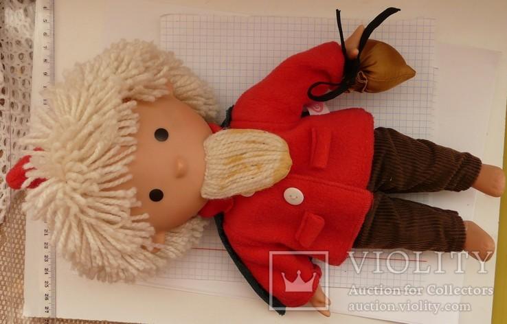 Кукла лялька песочный человек Gotz Готц 30 см, фото №3