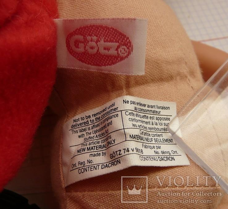 Кукла лялька песочный человек Gotz Готц 30 см, фото №6