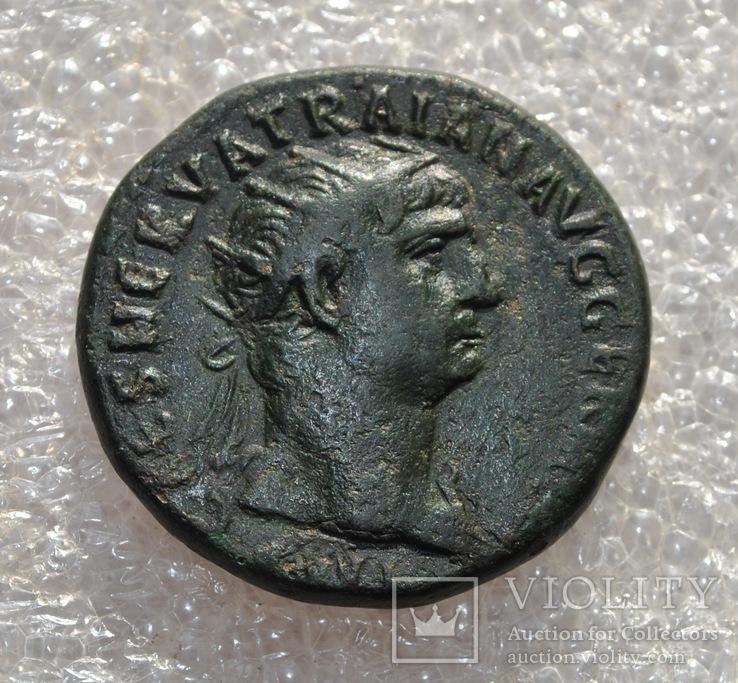 Траян, дупондий